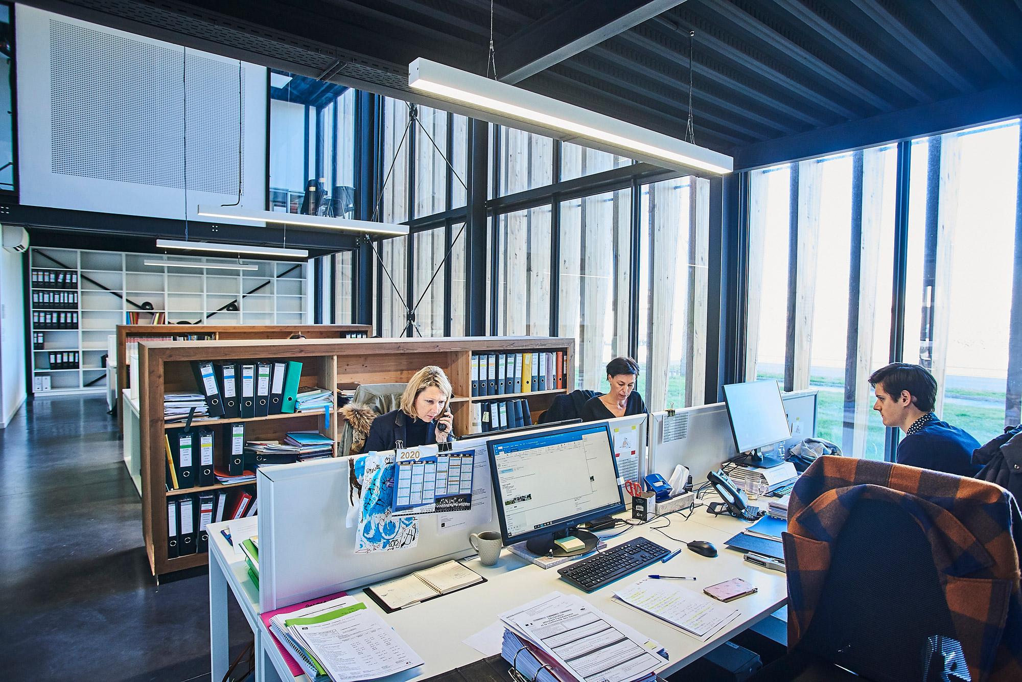 Cabinet d'architectes les Herbiers Vendée - DGA architectes