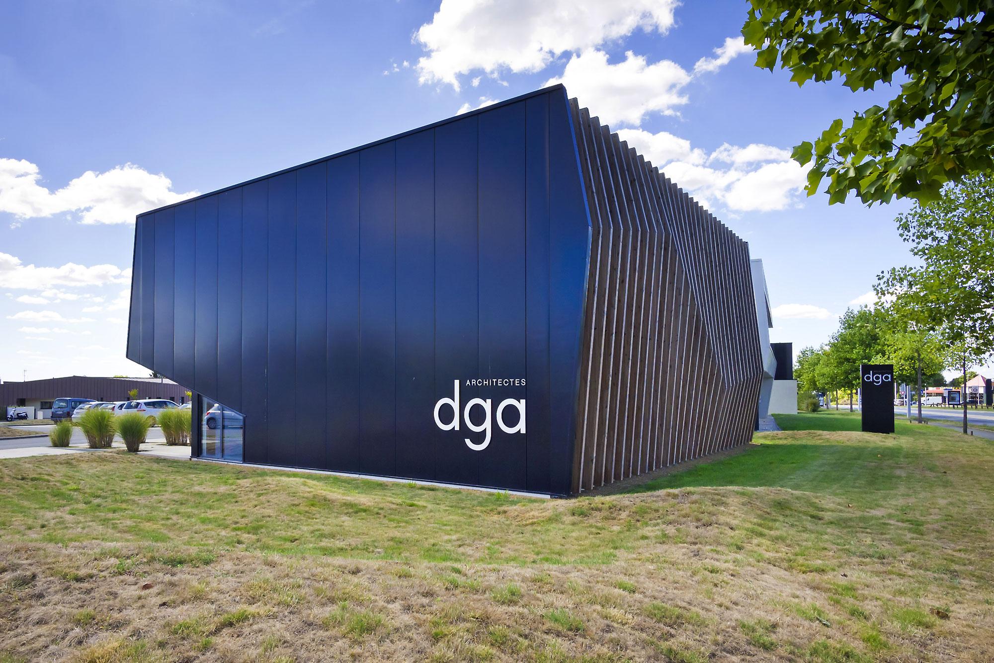 Agence d'architecture les Herbiers - DGA Architectes