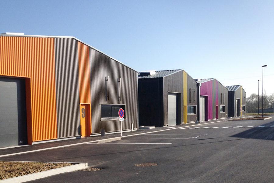<span>Industriel Vinicole</span>Atelier relais<p>Chauché</p>