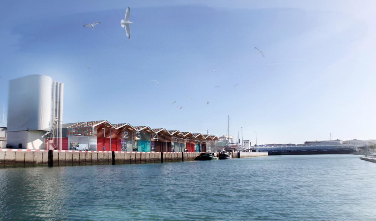 Vendéomer projet de DGA Architectes en Vendée