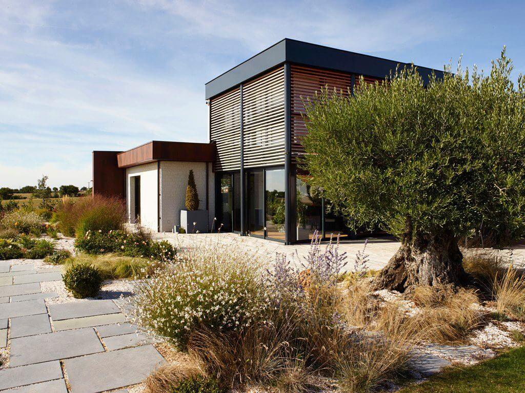 Maison Bazoges en Paillers créée par le cabinet d'architecture DGA