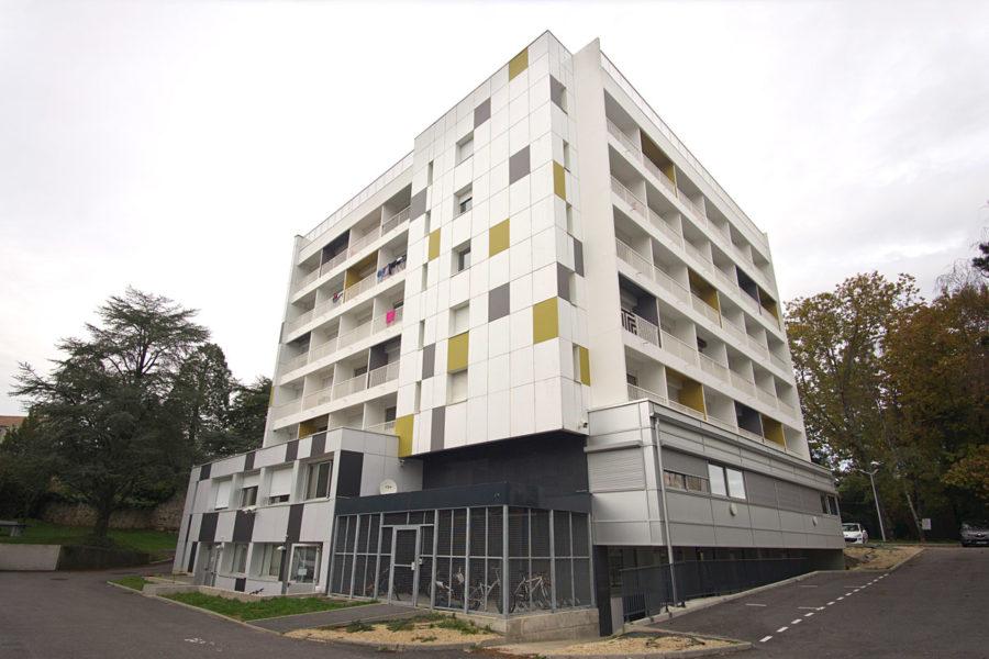 <span>Habitat collectif</span>REHABILITATION FOYER<p>LA ROCHE SUR YON</p>