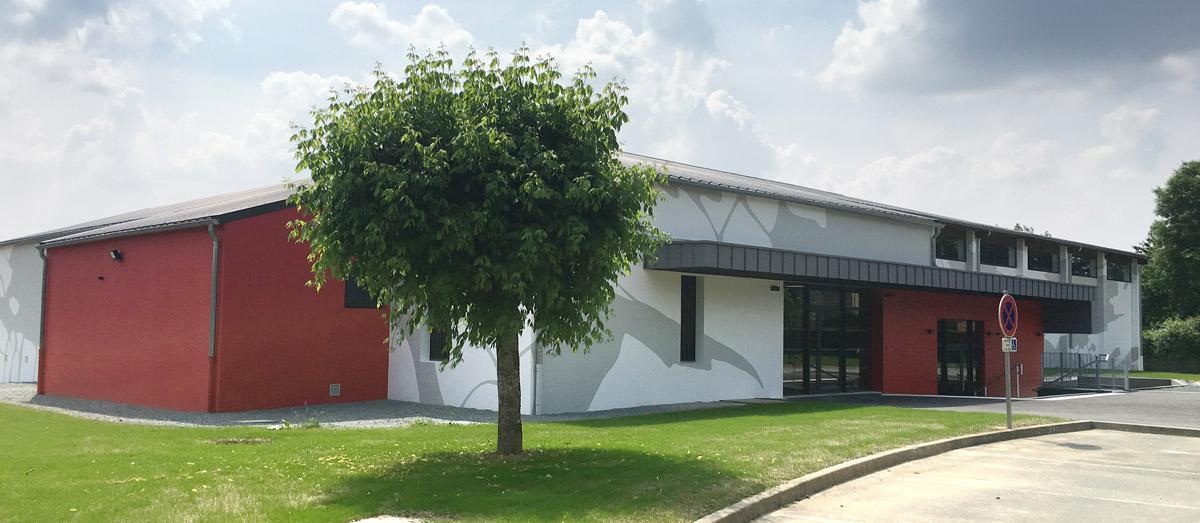 Rénovation salle de sport par les architectes de DGA
