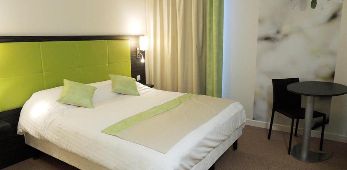 Hôtel de 40 chambres à la Verrie - DGA Architectes
