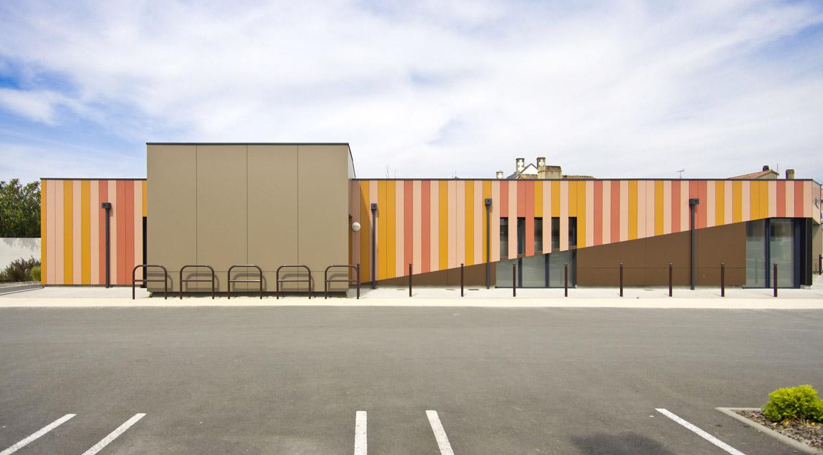 Construction de la maison de santé des Landes Genusson - DGA Architectes