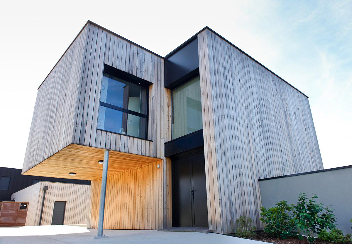Maison écoquartier des Herbiers - DGA Architectes