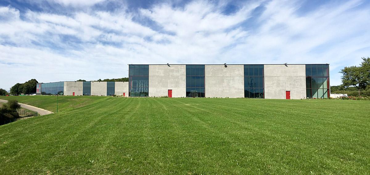 Extension du bâtiment et construction salle de détente - DGA Architectes