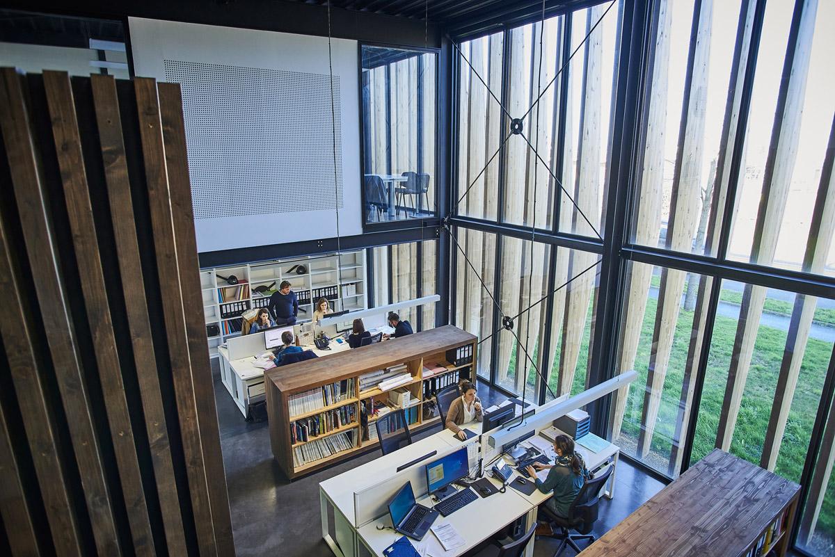Bureaux DGA Architectes en Vendée