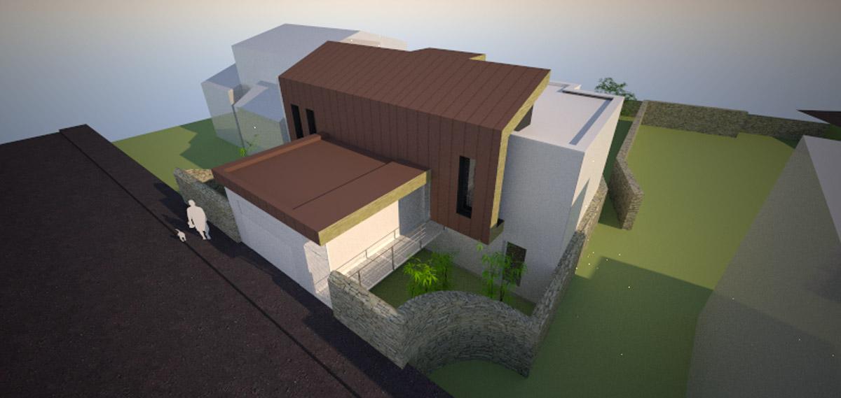 Maison d'architecte à Clisson par les experts de chez DGA