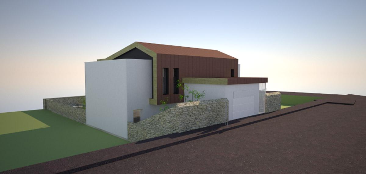 Maison individuelle à Clisson - DGA Architectes