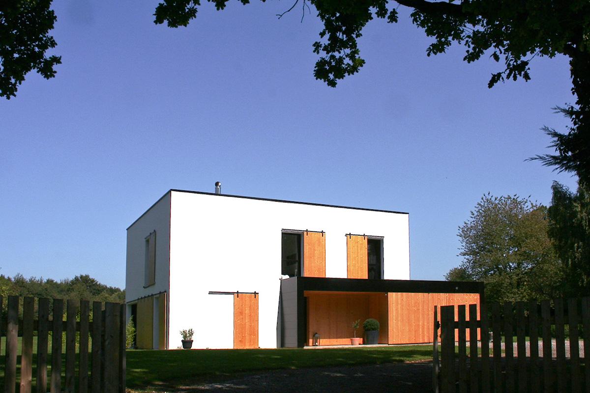 Construction maison individuelle Saint Mesmin - DGA Architectes