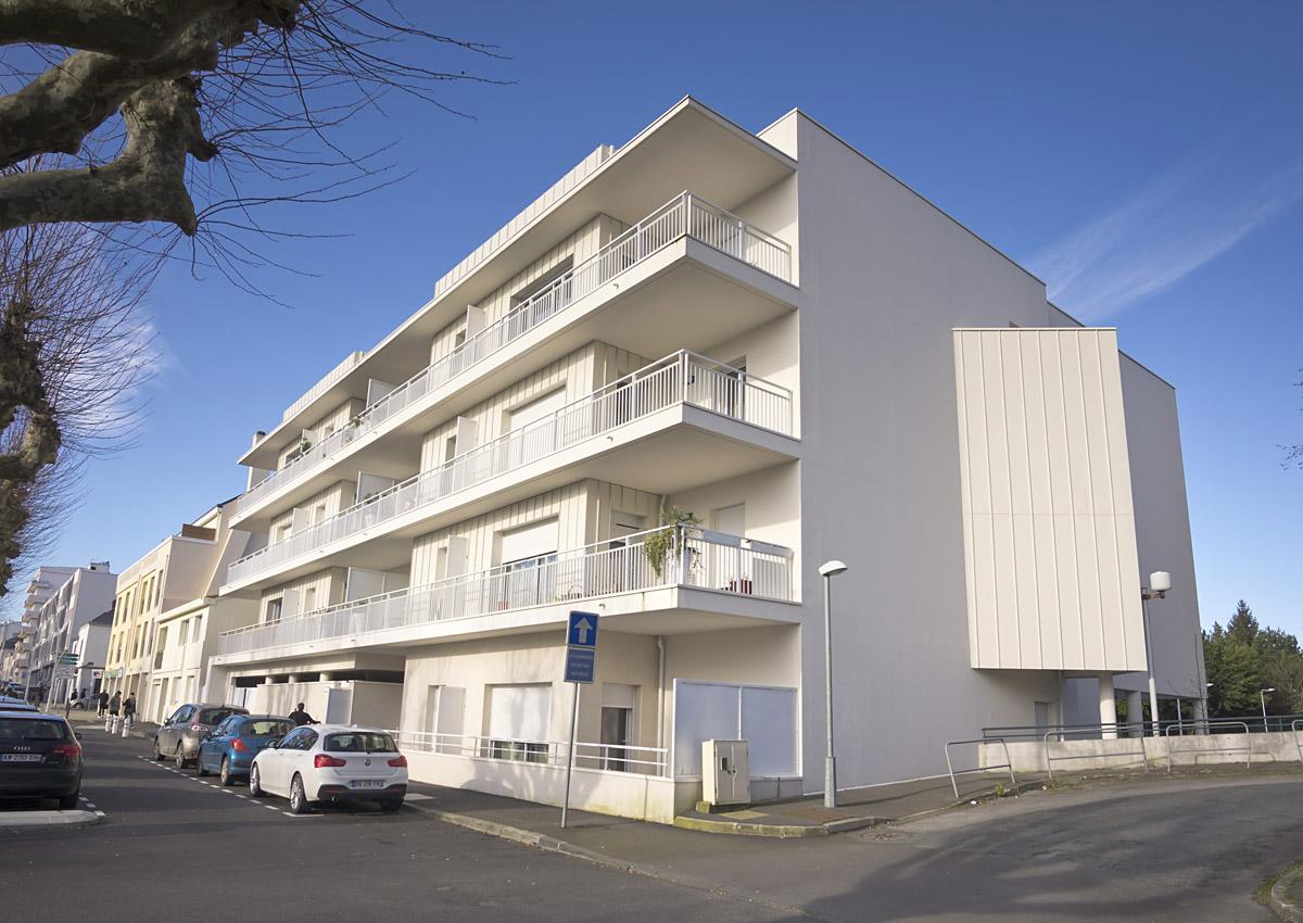 Architecture de 20 logements en Vendée grâce à DGA Architectes
