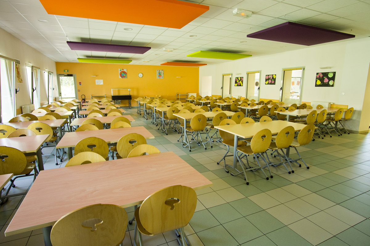 Restaurant scolaire les Epesses - DGA Architectes