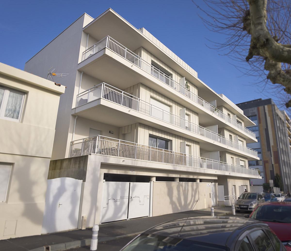 Construction de 20 nouveaux logements à la Roche sur Yon - DGA Architectes