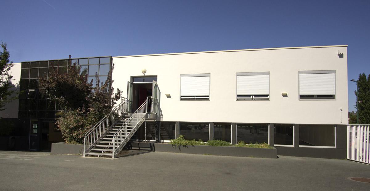 Collège privé Jean Yole les Herbiers - DGA Architectes